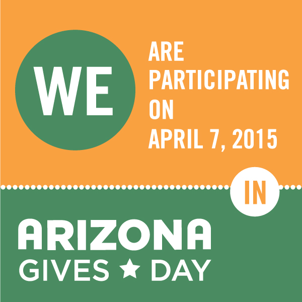 Join us on Tuesday, April 7, for Arizona Gives Day and help Native American Connections!